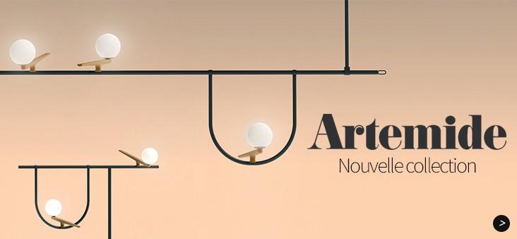 Nouvelle collection Artemide