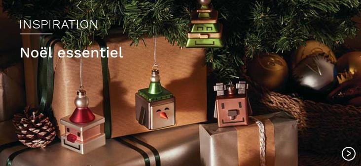 Les essentiels de la décoration de Noël
