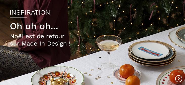 Noël est de retour sur Made In Design !
