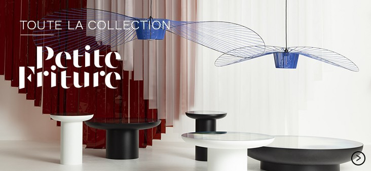 Les collections Petite Friture : luminaires design et mobilier original