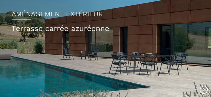 Aménagement Extérieur Du0027une Terrasse Métissée Sur La Côte Du0027 ...