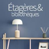Bibliothèques et étagères : Notre sélection pleine d'esprit